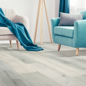 Laminate Flooring of living room | Jack's Tile And Carpet