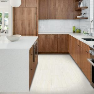 Laminate Flooring of Kitchen | Jack's Tile And Carpet