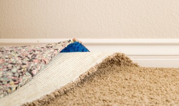 Carpet Installation - tack strips | Jack's Tile And Carpet