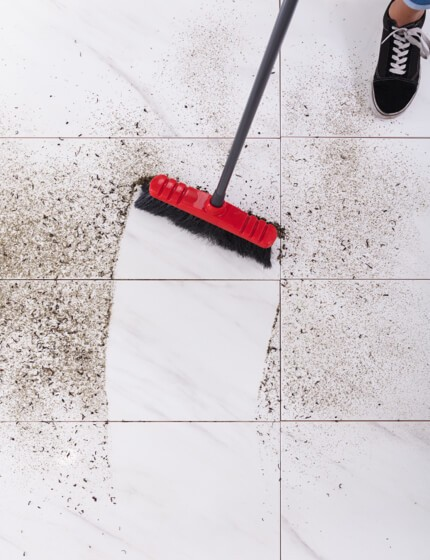 Stain on Tile | Jack's Tile And Carpet
