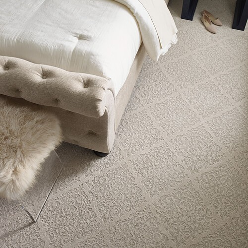 Urban Glamour Bedroom of carpet | Jack's Tile And Carpet