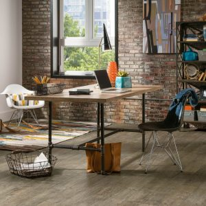 Bluegrass Barnwood Luxury Vinyl Tile - Rustic Harmony | Vinyl flooring | Jack's Carpet And Tile