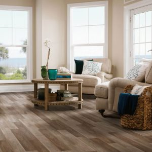 Castle town Rigid Core - Sweet Caramel | Vinyl flooring | Jack's Carpet And Tile