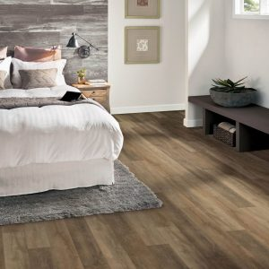 Clover Dale Oak Rigid Core - Sunny Blush | Vinyl flooring | Jack's Carpet And Tile