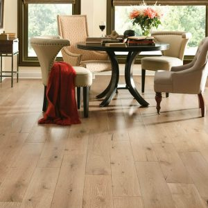 Hickory Engineered Hardwood - Deep Etched Timber Natural | Jack's Carpet And Tile