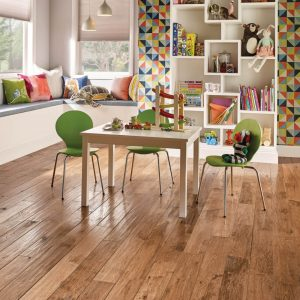 Hickory Solid Hardwood - Rawhide | Jack's Carpet And Tile