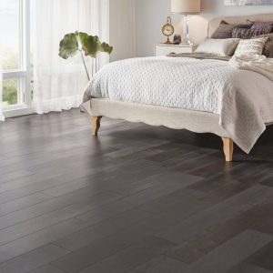 Maple Engineered Hardwood - Depth of Dark Gray | Jack's Carpet And Tile
