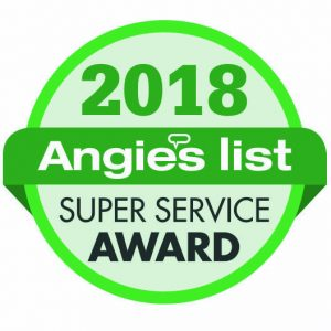 Super Service Award Badge | Jack's Carpet And Tile