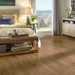 Urban Walnut Laminate - Scraped Natural | Jack's Carpet And Tile