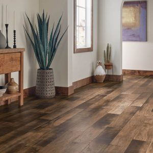Walnut Engineered Hardwood - Crafted Warmth | Jack's Carpet And Tile