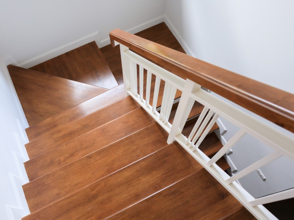 Custom stairs | Jack's Carpet And Tile