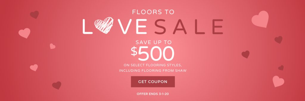 Floors to love sale | Jack's Carpet And Tile