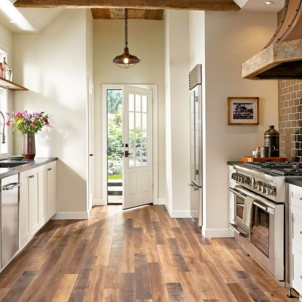 Should You Install Hardwood In Your Kitchen? | Jack's Tile And Carpet
