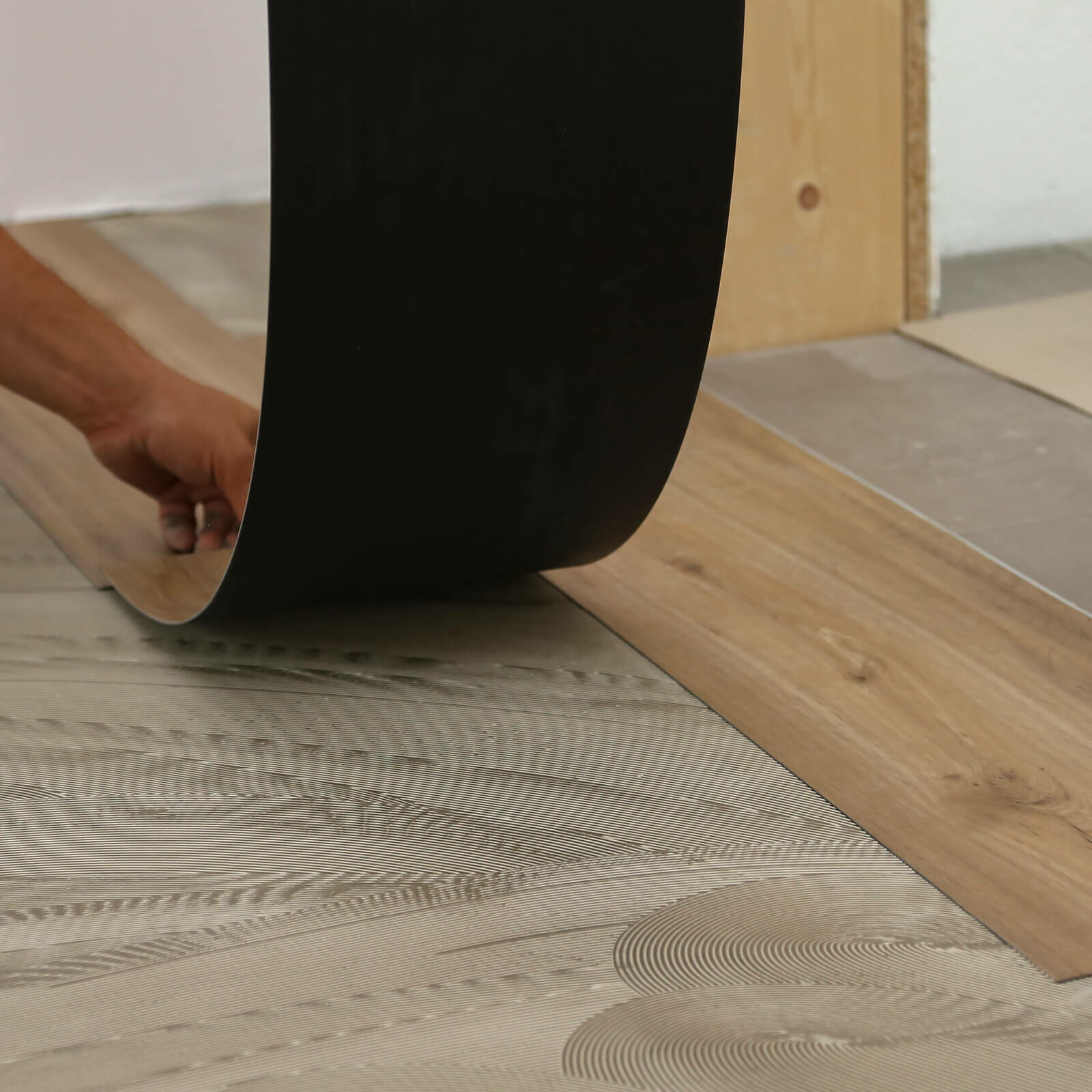 Vinyl Flooring installation | Jack's Carpet And Tile